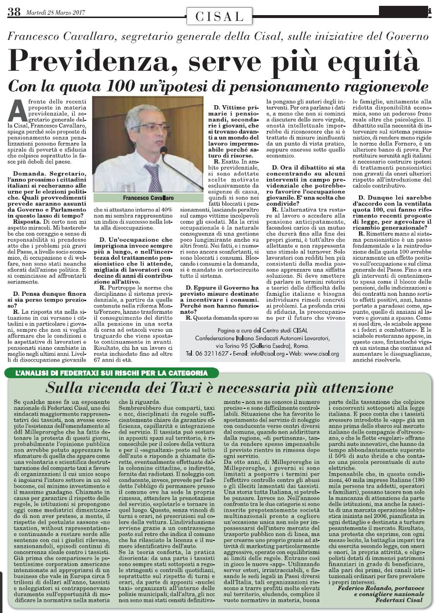 Editoriale in formato PDF:28/03/2017 Italia Oggi