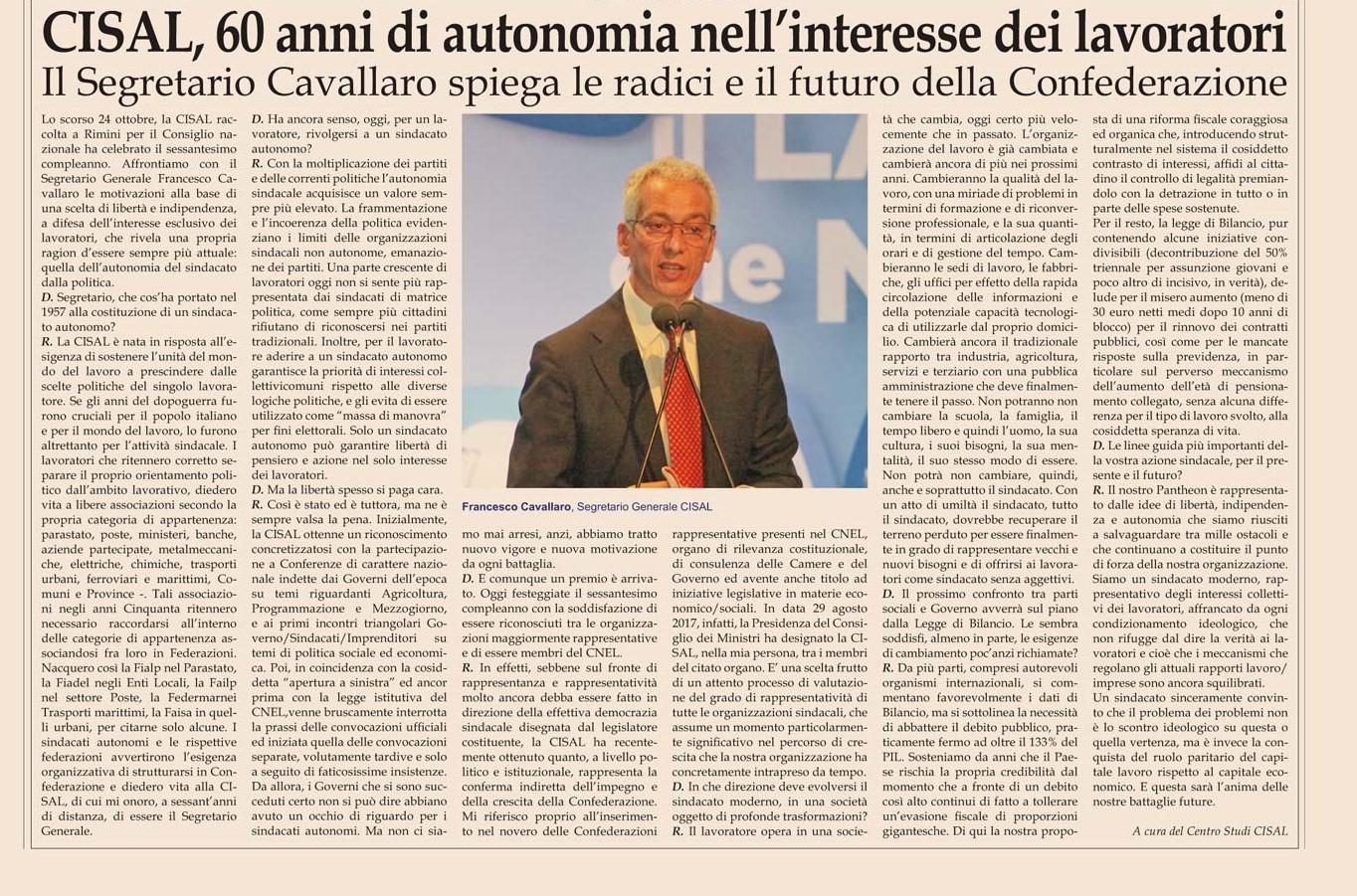 Editoriale in formato PDF:08/11/2017 Il Sole 24 Ore
